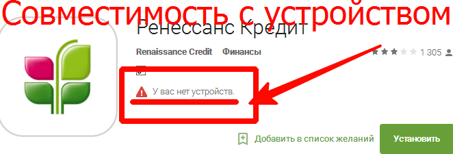 Ренессанс Кредит – личный кабинет